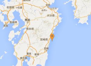 南海トラフ地震影響震源地