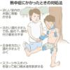熱中症応急処置対処方法